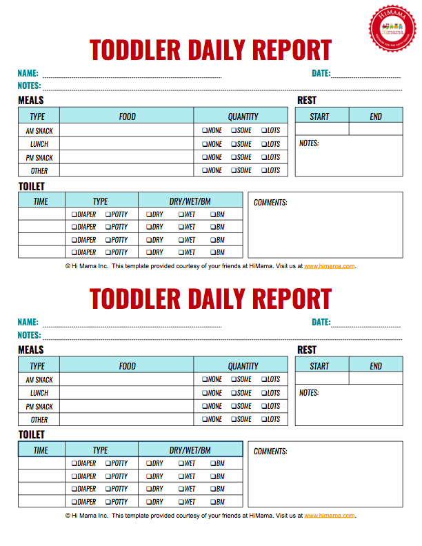 learn more about how to do documentation in childcare