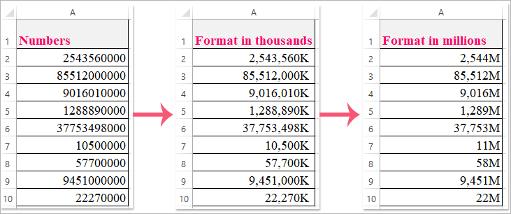 how to turn a numbers document into excel