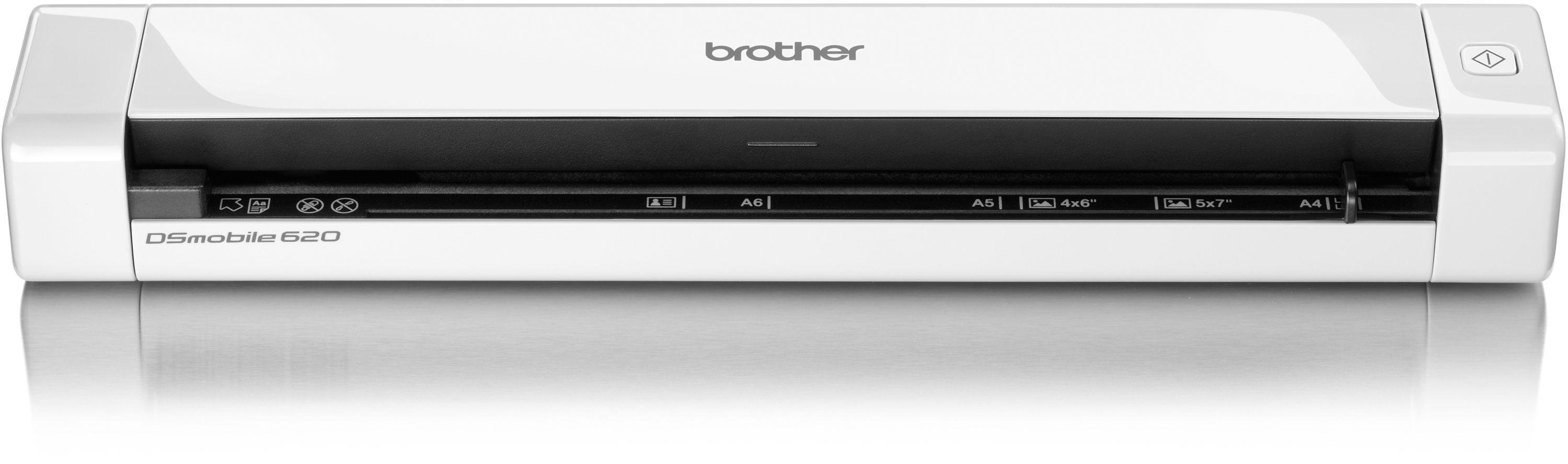brother ds 620 mobile document scanner