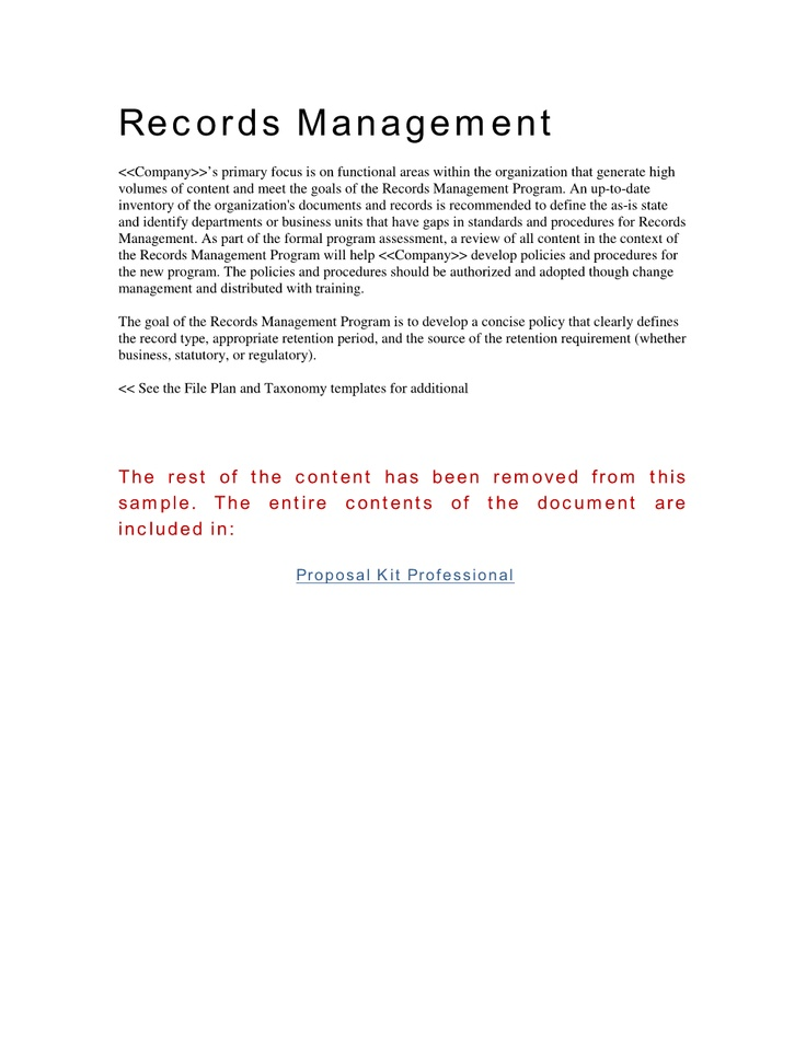 software version control document template