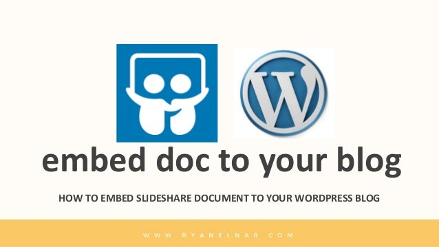 how to embed a word document into another word document