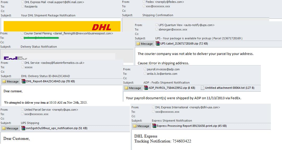 track your shipment dhl shipping document
