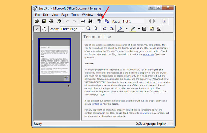 how to scan a document to pc