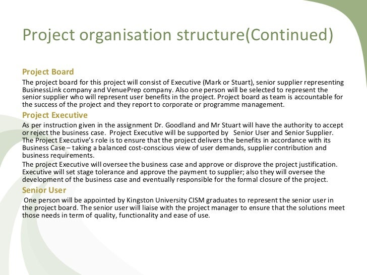 kinds of project initiation documentation